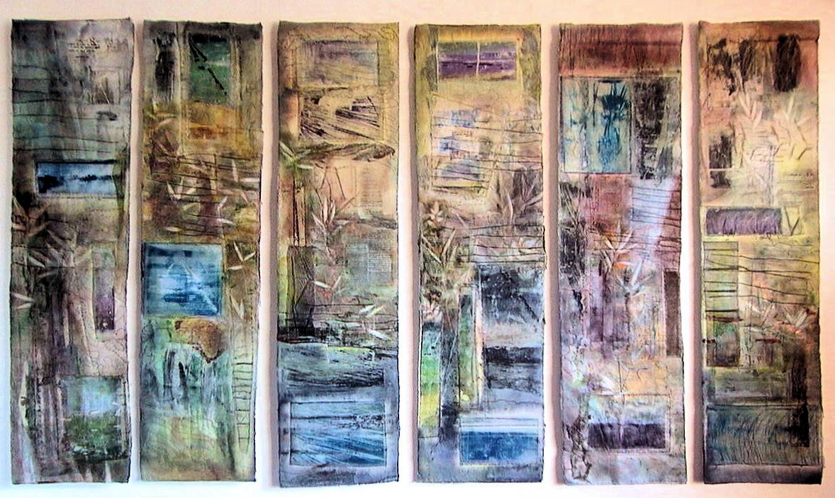 Art Textiles Made In Britain Stephanie Redfern