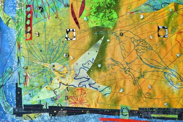 Steph Redfern, Floating pattern 3